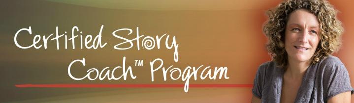 Certified Story Coach Program banner