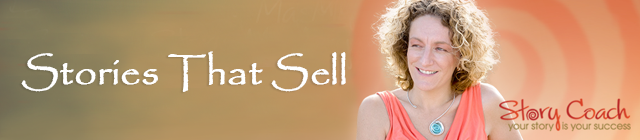 Stories that Sell banner