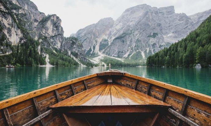 stories-that-sell-boat-lake-mountains-adventure
